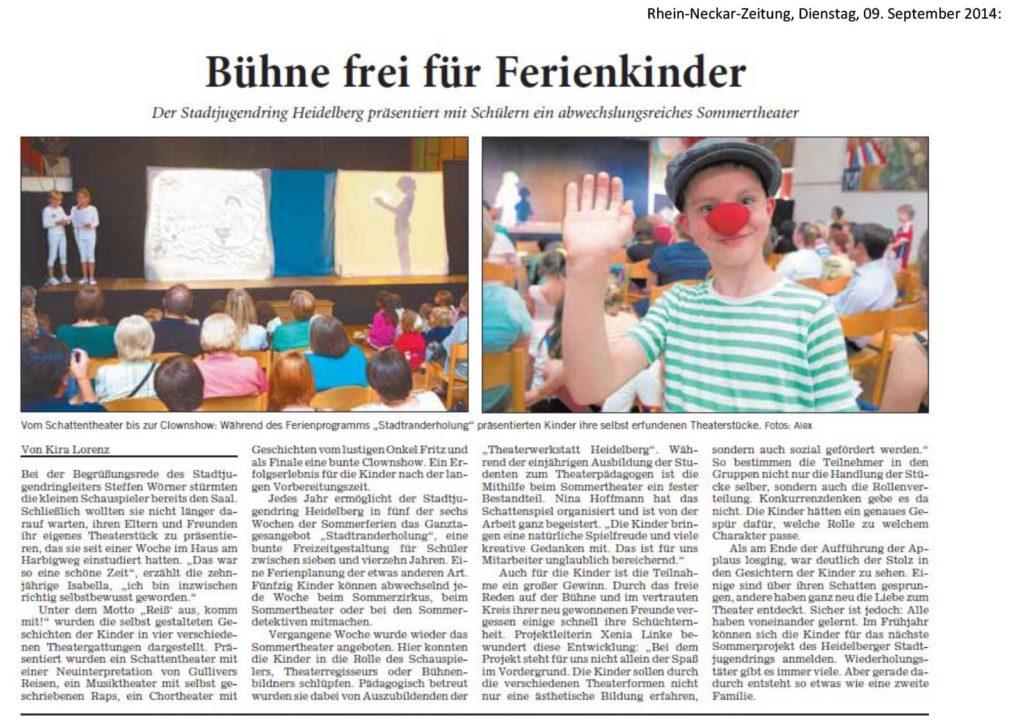Presseartikel_Sommertheater_2014