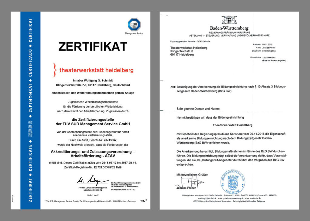 TWHD_Zertifikate