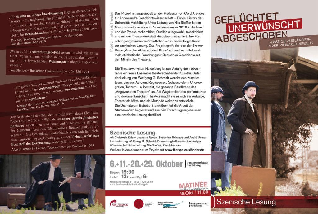 TWHD_Laestige_Auslaender_Flyer